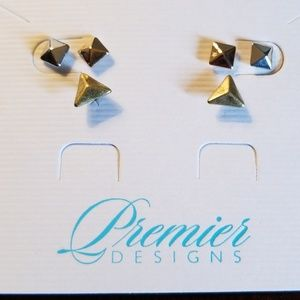 Premier Designs - Pick of the Litter Earrings